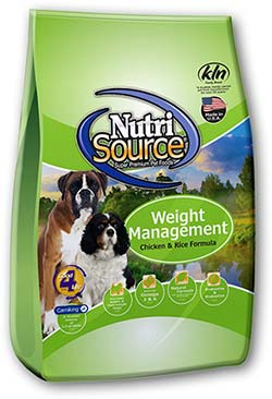 Nutri Source WEIGHT MGNT 30LB