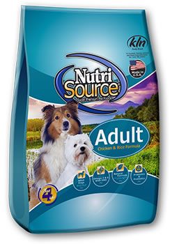 Nutri Source ADULT CHICKEN 33LB