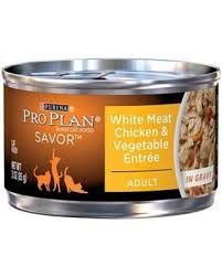 Pro Plan Chicken/Veg 3OZ CAN