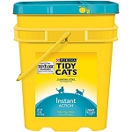 TIDY CATS INSTANT ACTION 35LB PAIL