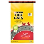 TIDY CATS PERFORMANCE 20LB